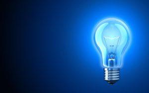 blauwlicht lamp