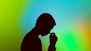 productie van cortisol door blauwlicht